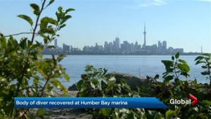 Body of scuba diver recovered in Lake Ontario